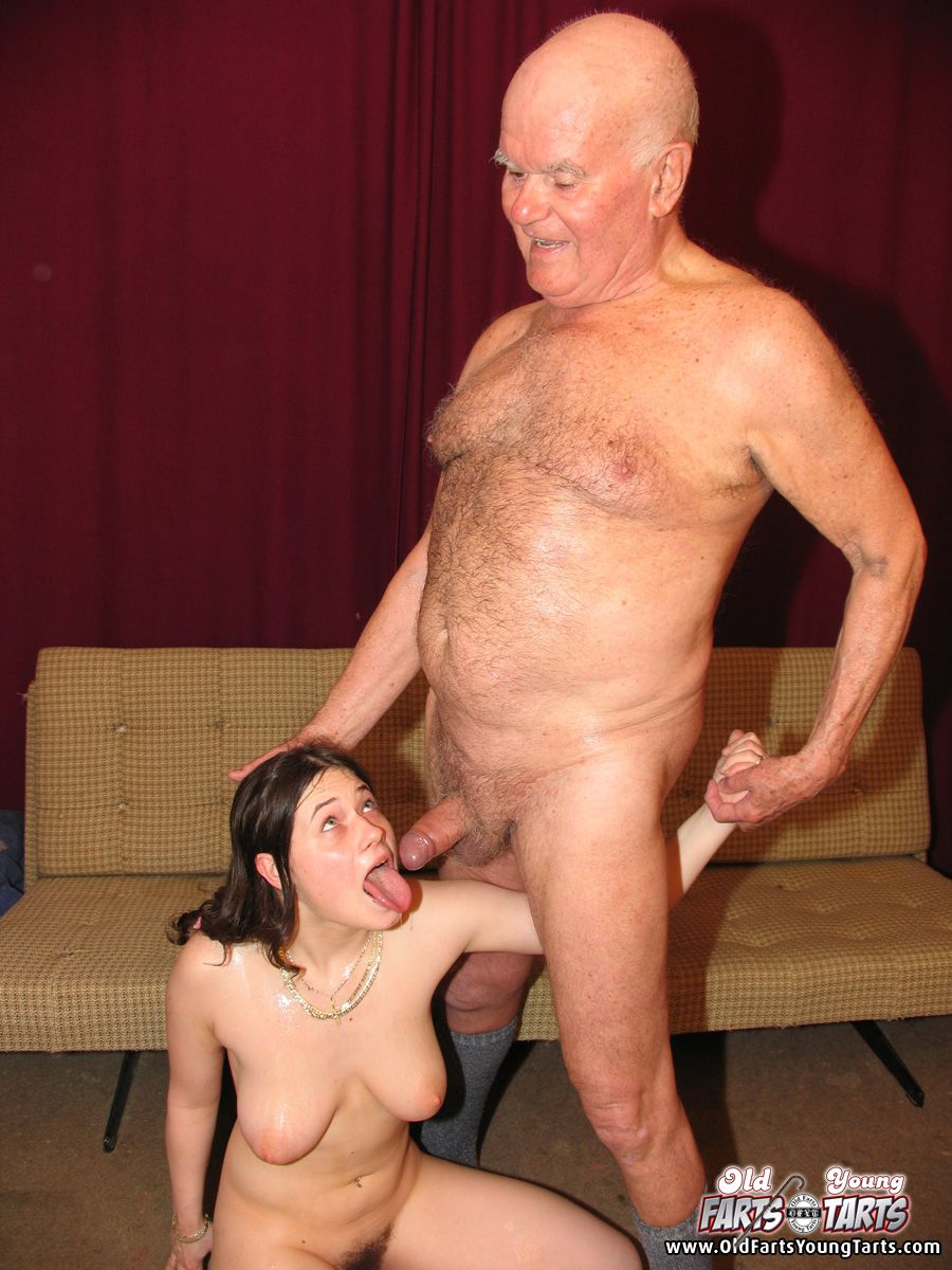 Old man 80old naked