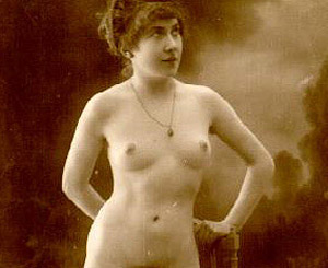 Gallery th 42415 t. Vintage models showing their pubic hair in the twenties