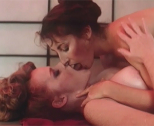 Gallery th 45791 t. Two very sexy girls in the sauna love kissing moist cunt