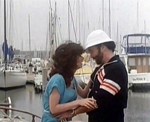 Veronica hart. Veronica Hart sucking and have sexual intercourse guy while on a sailboat